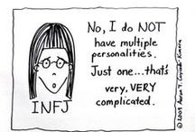 | infj personality type | / know thyself / by Carol Cottrill, CNC
