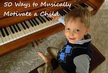 All About Piano Teaching / Piano teaching ideas and helps / by Susie Kartchner