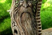 Woodcarving Inspiration by Jeff Sieh / Pins that inspire and teach the art of woodcarving.