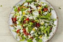 Spectacular salad recipes / Our salad recipes are a delicious and healthy use different ingredients and seasoning to make one of the most joyous healthy salad recipes.  More salad recipes - http://jamieol.com/salads