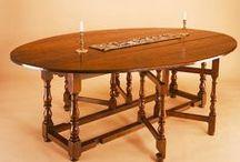 Gateleg Table / Pins dedicated to gateleg tables