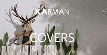 Karman covers / The Karman Covers. Every year, every story, a new lighting inspiration for Karman collections!