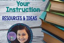 Differentiating Your Instruction Ideas & Resources / Ideas and Resources on Differentiation and Meeting the Needs of ALL Students
