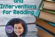 Strategies and Interventions for Reading Skills / Determining Central Idea, Making Inferences, Close Reading, and More!