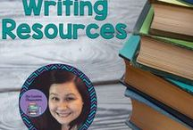 Teaching Writing Resources and Ideas / Resources and Ideas for Middle and High School teachers that focus on teaching writing