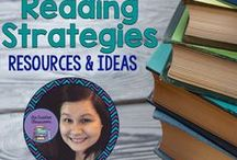 Close Reading Strategies and Activities / Close reading resources, tips, and ideas for Middle/High School ELA classrooms and teachers