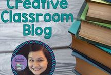 The Creative Classroom Blog Posts / Blog posts from The Creative Classroom that includes tips, ideas, and exclusive freebies!