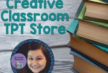 The Creative Classroom TPT Store / Resources from The Creative Classroom