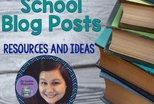 Middle School Blog Posts / Blog posts that are geared towards Middle School teachers and classrooms
