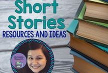 ELA Short Stories / Materials to teach short stories in middle or secondary ELA! Please limit to 3 pins per day and also pin freebies. NO REPEAT PINS. If you want to be added to this board, email me at: tptsara@gmail.com