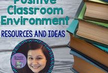 Creating a Positive Classroom Space