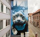 Street Art in Flanders