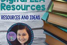 Digital ELA Resources