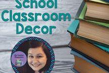 Middle School Classroom Decor Ideas