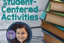 ELA Student Centered Activities
