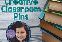 Pins for The Creative Classroom
