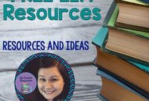 FREE ELA Resources for Middle/High School