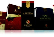 Organo Gold Products / By infusing gourmet coffee and an ever expanding product line with the power of the Ganoderma Lucidum herb, Organo Gold has scientifically developed a healthy alternative to regular coffee that not only tastes great, but makes people feel great.  geniusofcoffee.com / by geniusofcoffee .com
