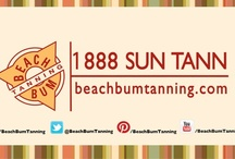 Beach Bum Services / The great products and services Beach Bum Tanning provides!