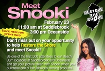 Snooki at Beach Bum! / Snooki vistits @beachbumtanning in Saddle Brook and Oceanside to help Restore the Shore!