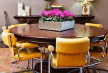Pam & Jason Dining Room Design / Interior design project - Ideas & Inspiration for Mostofsky dining room.