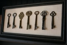Upcycled Keys