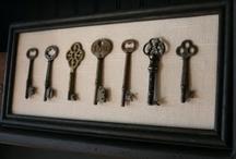 Upcycled Keys