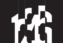 Typographic Stimulation / A collection of typography and fonts used in design. / by 5eyeddog