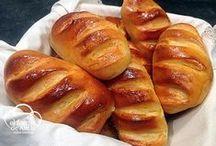 Panadería / Si quieres puedes preparar unas recetas tan deliciosas como las que encontrarás en nuestra sección de panadería.  Esperamos que os guste
