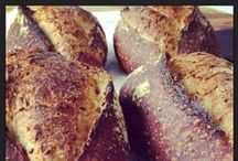 Artisan Breads / Warm, crusty, delicious artisan bread from our sister company, Izzio Artisan Bakery
