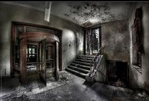 abandoned hotels / by Susan Thompson
