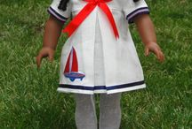 American girl doll clothes / by Kristen Kirby