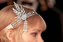 1920s Jewellery Inspiration / Some 1920s jewellery taking inspiration from The Great Gatsby