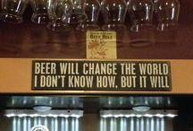 """""""He was a wise man who invented beer"""""""