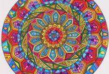 Zentangle art & Mandalas