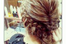 ヘアアレンジ*hairarrange*hairdo
