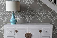 Foyer/Entry Decor / Home decorating