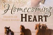 Three Rivers: Homecoming Heart