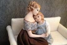 Miniatures, Maisons de poupées & Poupées