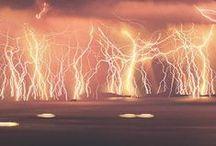 Tornades, orages, nuages