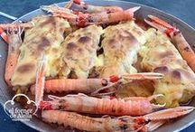 Pescados y Mariscos / El Forner de Alella y Carmen te enseñaran a preparar ricas video recetas de pescado, no te las puedes perder