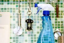 Household Hints and Tips / Lots of ideas for keeping your home shiny and clean.