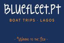 Bluefleet.pt | Activities / Bluefleet Boat Trips Lagos (Algarve) - Activities | Passeios de barcos - Atividades