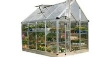Greenhouses / Greenhouses | Year-Round Growing | Potting Shed | Conservatory