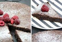 Kuchen und Cookies / Gebäck Rezepte