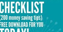 Frugal Living Tips / Being frugal means being creative, not letting anything go to waste and generally making the most of what you have. Here are some frugal living tips that could be useful.