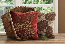 Cabin & Lodge Decorative Pillows