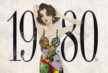 Década de 80 / relógio Cássio; tênis branco, Grace Jones; power dressing; sindi loper; calça paraquedas; cabelo raspado lateral; Os Menudos; Michael Jackson;