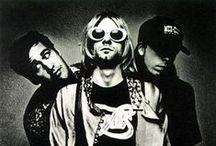Kurt Cobain/Nirvana/Foo Fighters