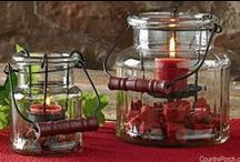 Candle Accessories, candles, and LED candles